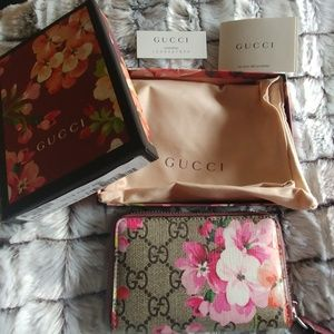 Gucci GG Blooms Card Case